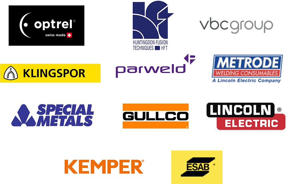 partner logo group